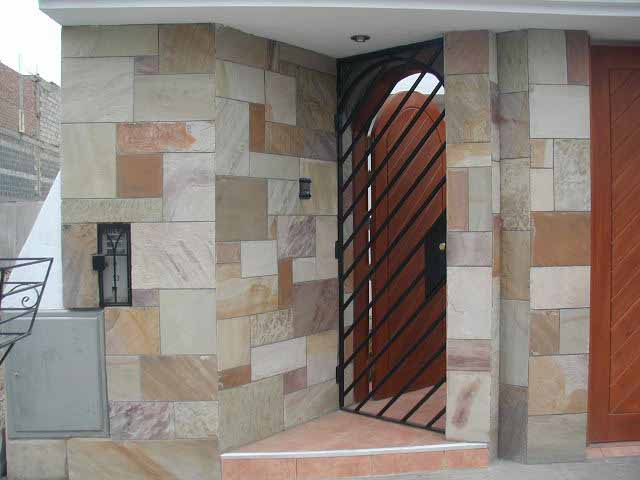 Piedra laja rocalisa piedras para decoraci n 100 - Recubrimientos para fachadas ...